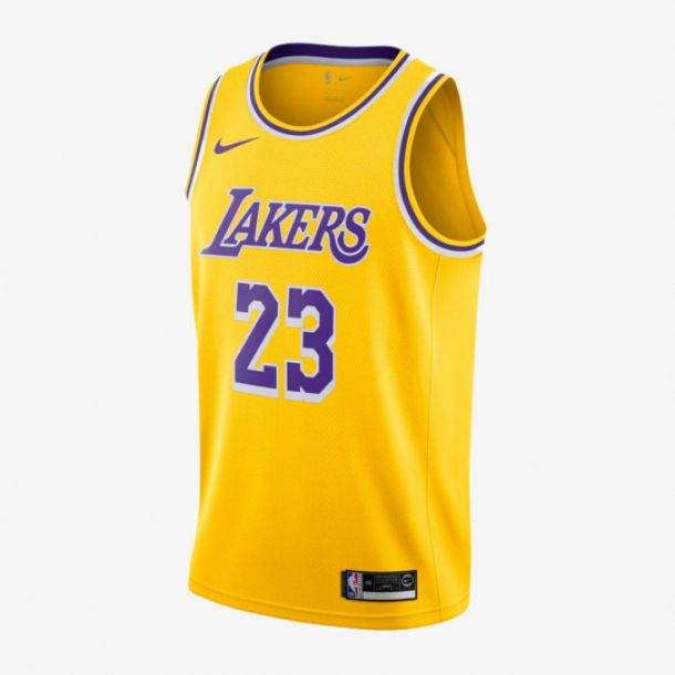 JAMES ICON SWINGMAN JERSEY