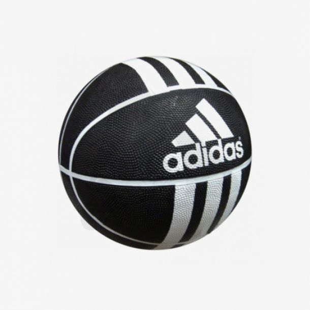 3-STRIPES RUBBER BALL