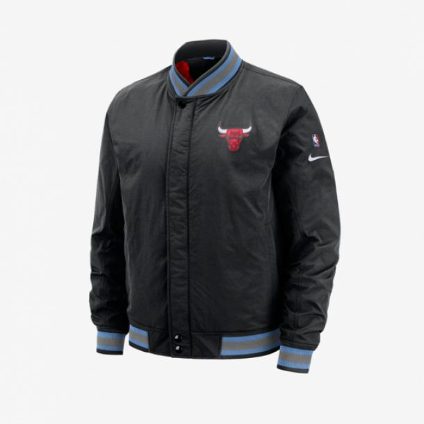 BULLS COURTSIDE JACKET