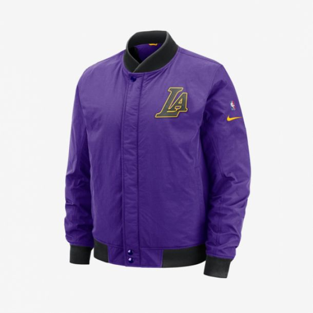 LAKERS COURTSIDE JACKET