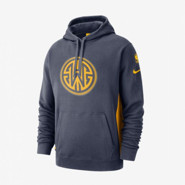 WARRIORS CITY EDITION HOODIE