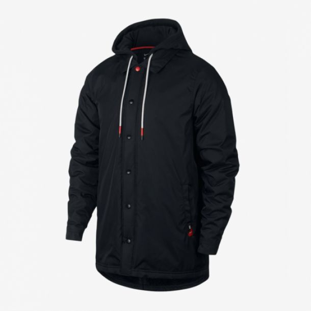 KYRIE PROTECT JACKET BLACK