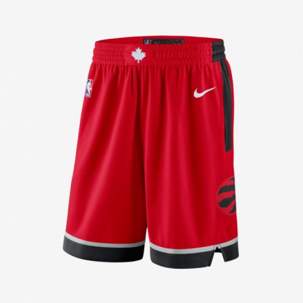 RAPTORS ICON SWINGMAN SHORT