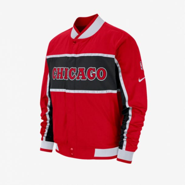 CHICAGO BULLS COURTSIDE JACKET