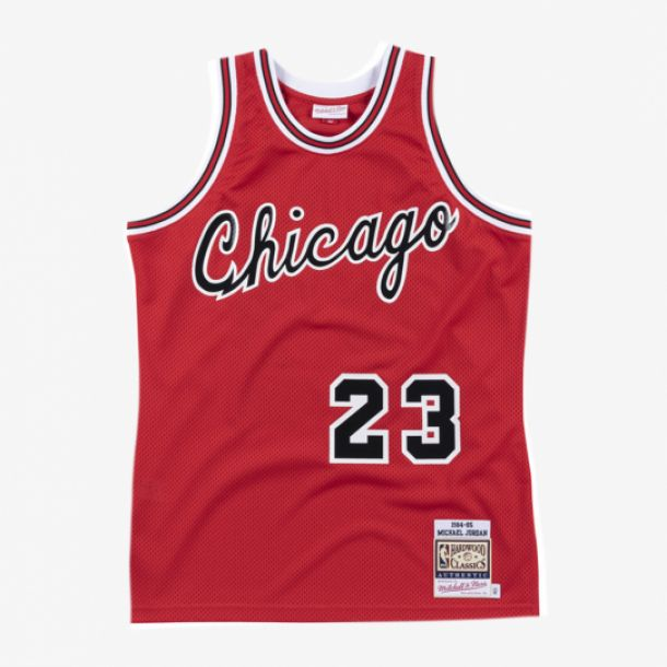 JORDAN 84-85 AUTHENTIC JERSEY