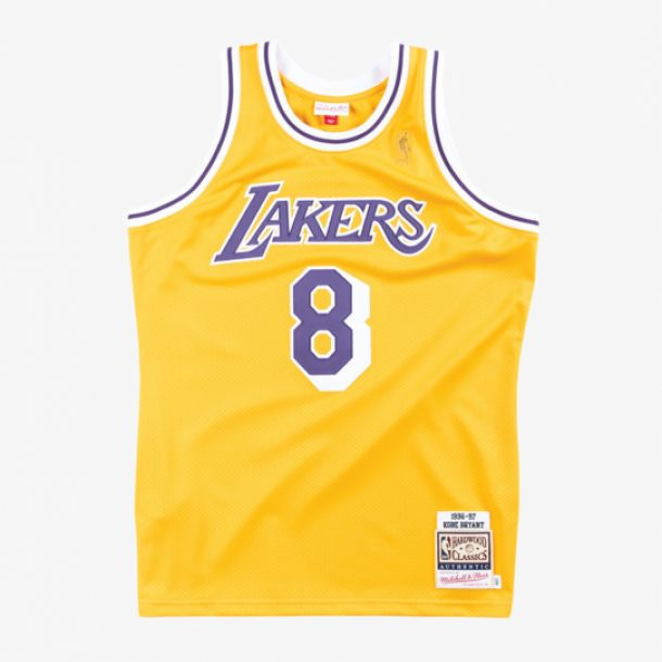 BRYANT 96-97 AUTHENTIC JERSEY