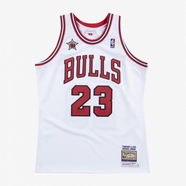 JORDAN ALL STAR 1998 AUTHENTIC JERSEY