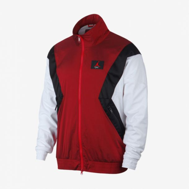 FLIGHT WARM UP JACKET