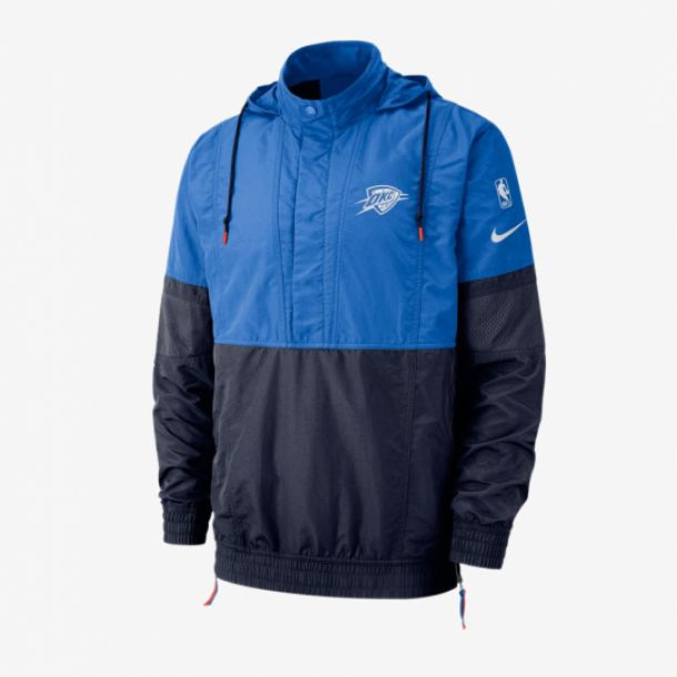 THUNDER COURTSIDE JACKET