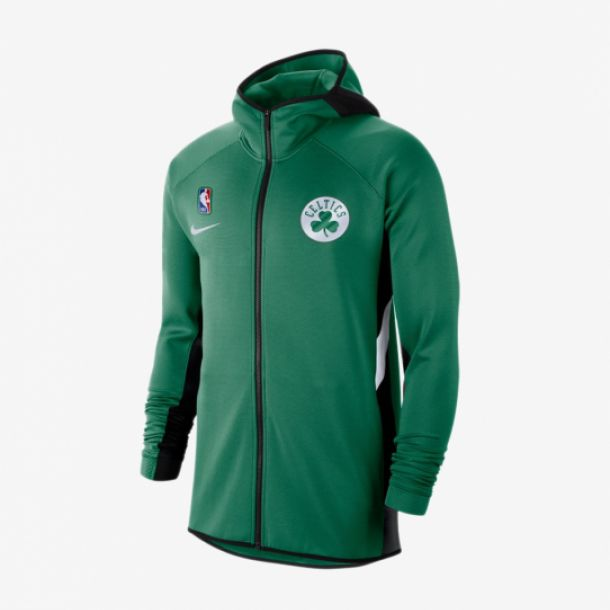 CELTICS THERMAFLEX SHOWTIME HOODIE