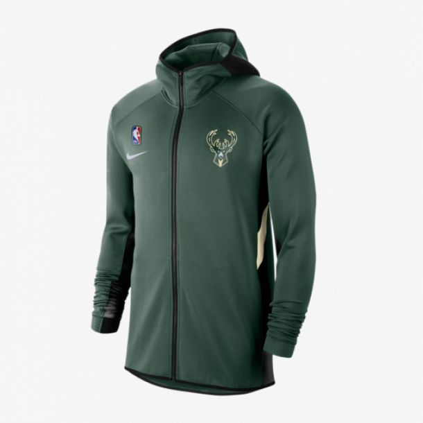 BUCKS THERMAFLEX SHOWTIME HOODIE