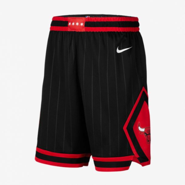BULLS STATEMENT SWINGMAN SHORT