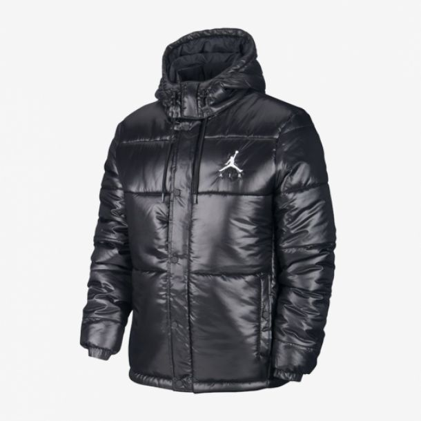 JUMPMAN PUFFER JACKET BLACK