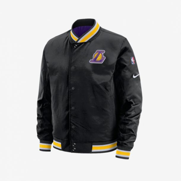LAKERS REVERSIBLE JACKET