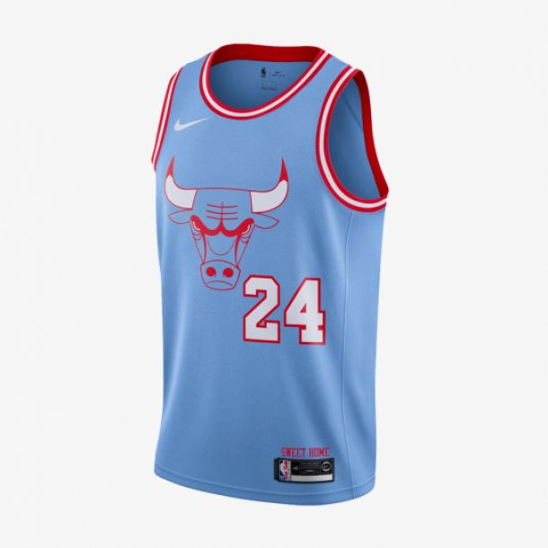 MARKKANEN CITY EDITION SWINGMAN JERSEY