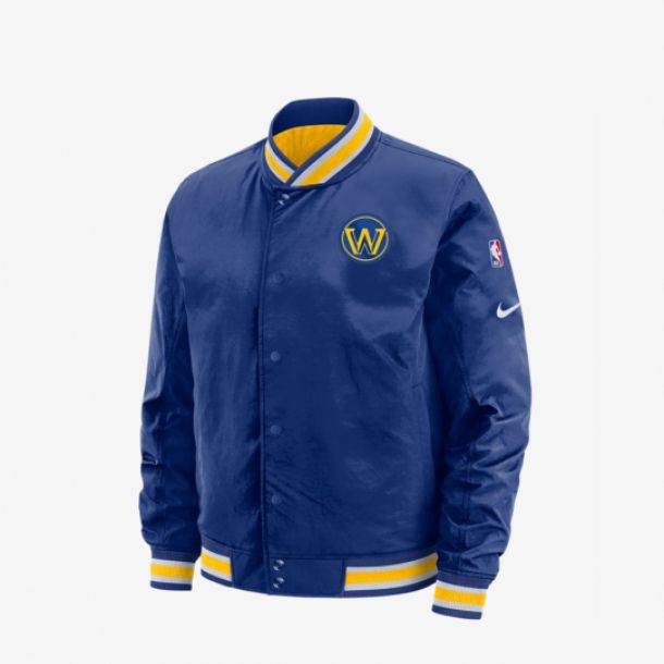 WARRIORS REVERSIBLE JACKET