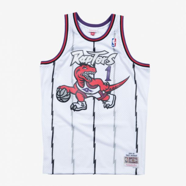 MCGRADY 98/99 SWINGMAN JERSEY