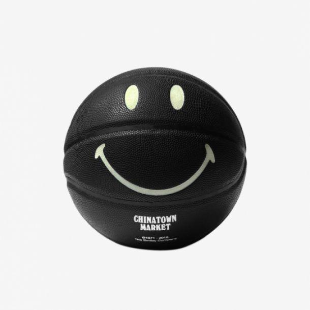 SMILEY GLOW BASKETBALL