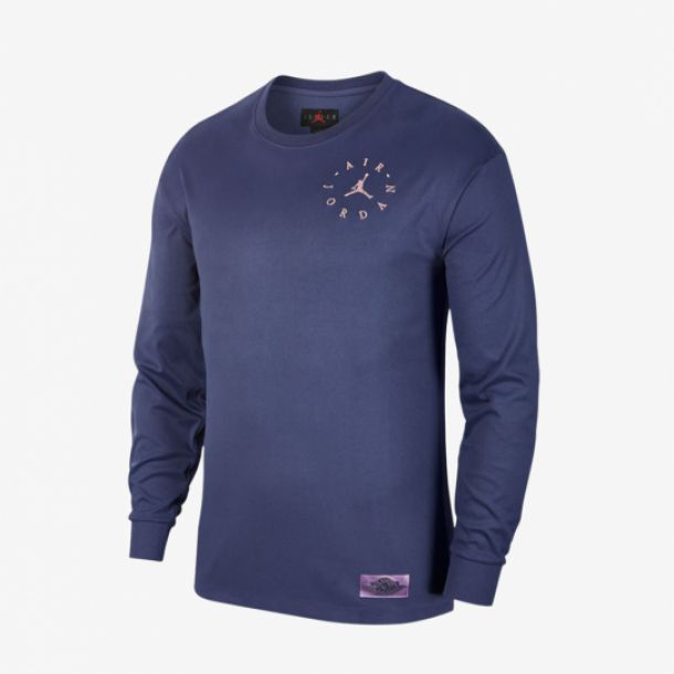 REMASTERED SUEDED LS TOP