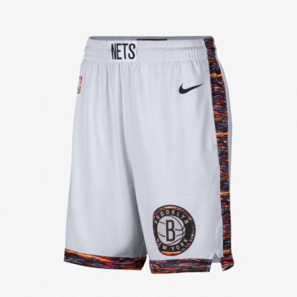 NETS CITY EDITION SWINGMAN SHORT