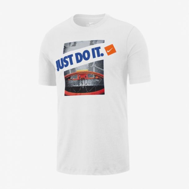 JUST DO IT RIM TEE