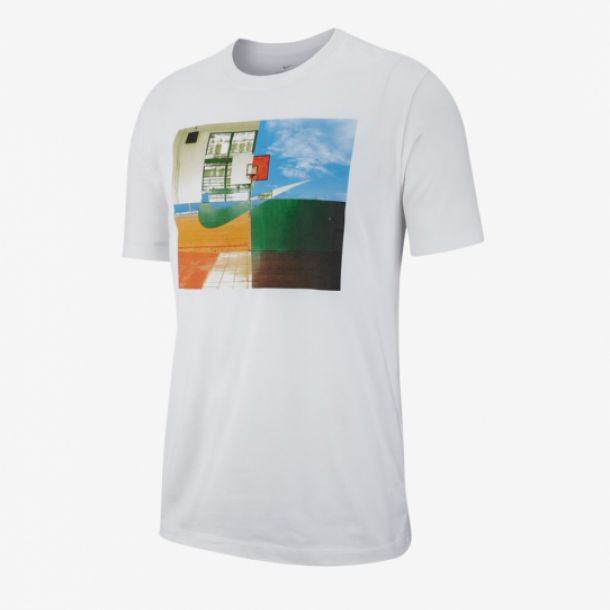 BASKETBALL PHOTO TEE