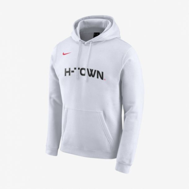 ROCKETS CITY EDITION LOGO HOODIE