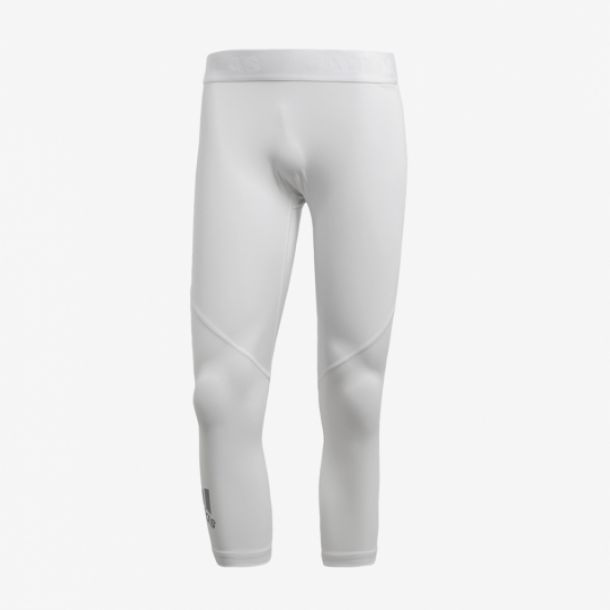 ALPHASKIN 3/4 TIGHT WHITE