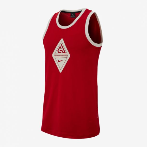 GIANNIS LOGO SLEEVELESS