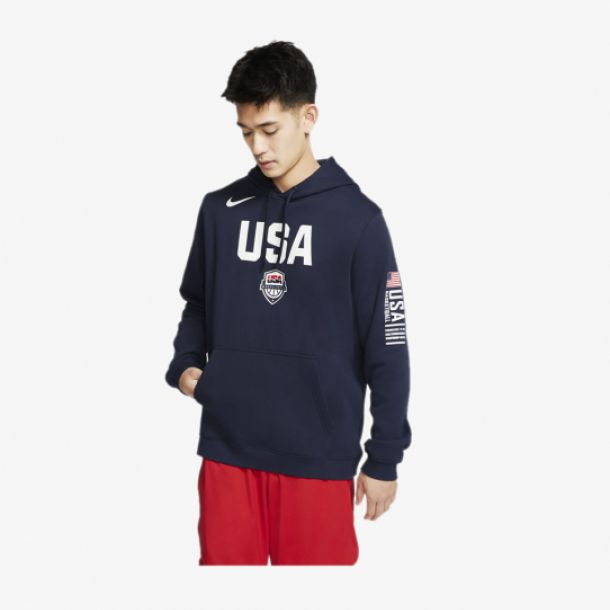 USA BASKETBALL CLUB HOODIE