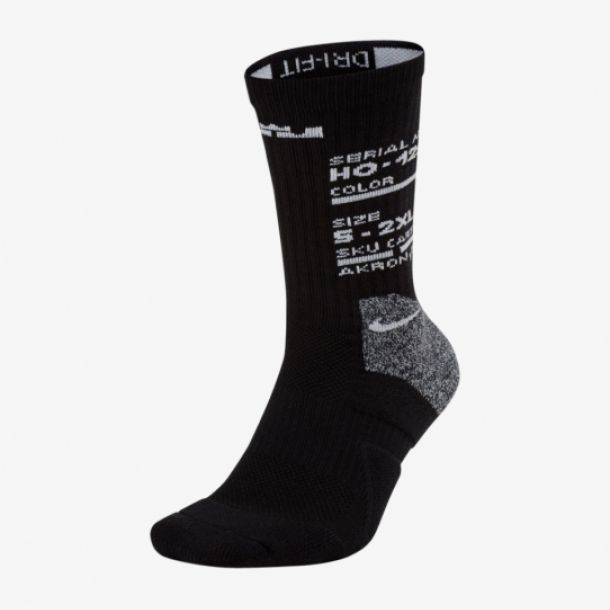 LEBRON ELITE CREW SOCKS