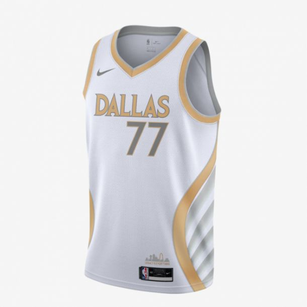 DONCIC CITY EDITION SWINGMAN JERSEY