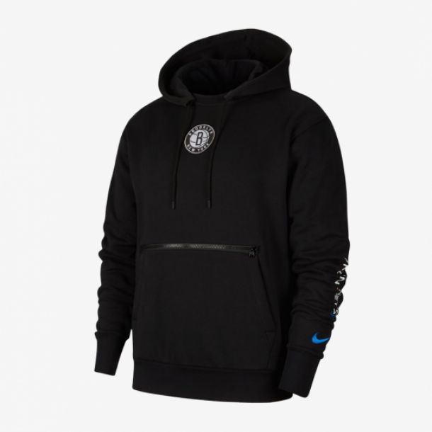 NETS CITY EDITION COURTSIDE HOODIE
