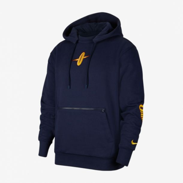 WARRIORS CITY EDITION COURTSIDE HOODIE