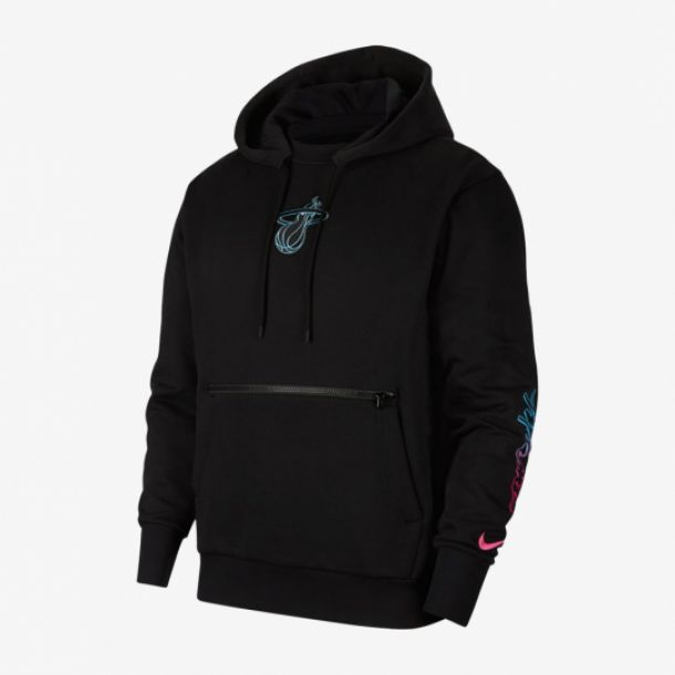 HEAT CITY EDITION COURTSIDE HOODIE