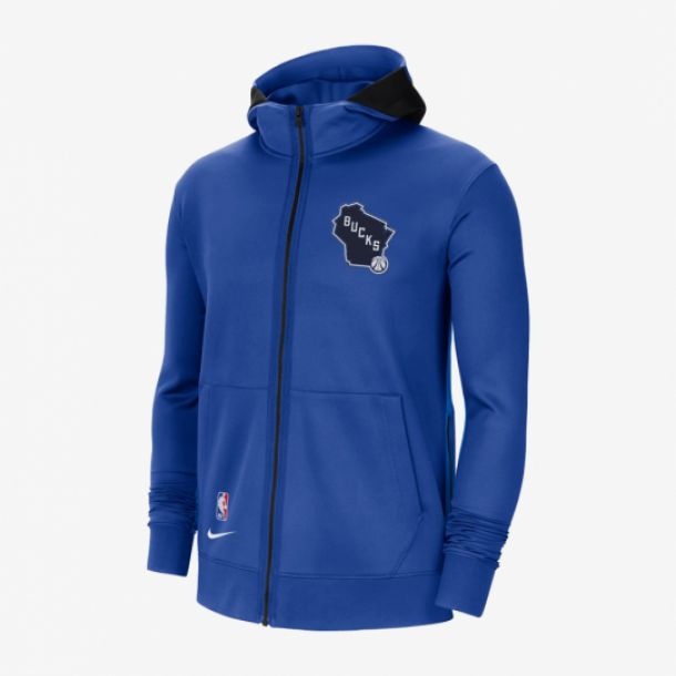 BUCKS CITY EDITION THERMAFLEX SHOWTIME HOODIE