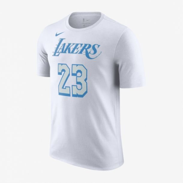 JAMES LAKERS CITY EDITION TEE