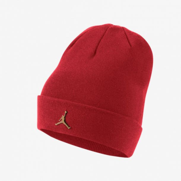 JUMPMAN METAL CUFFED BEANIE
