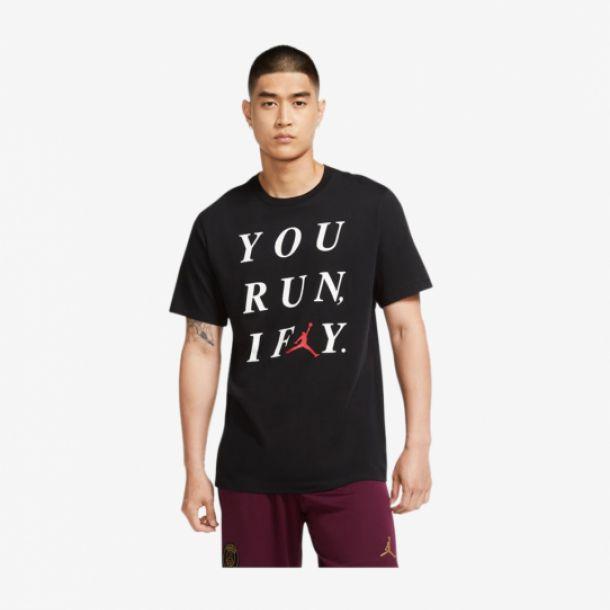 YOU RUN I FLY TEE