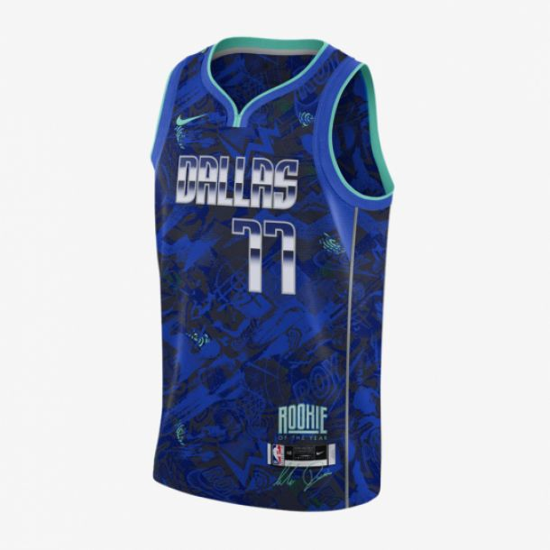 DONCIC SELECT SERIES JERSEY