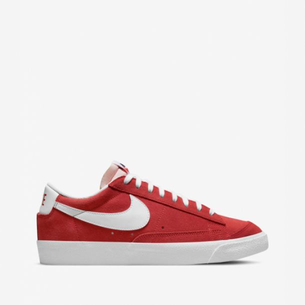 BLAZER LOW 77 RED CLAY