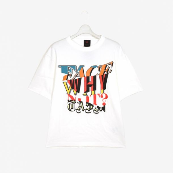 WHY NOT? X FACETASM TEE