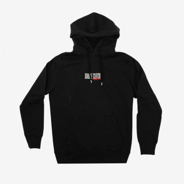 DC STITCHED HOODIE