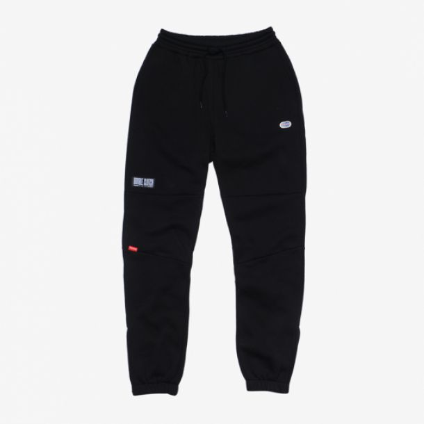 DOUBLE CLUTCH SWEATPANTS BLACK
