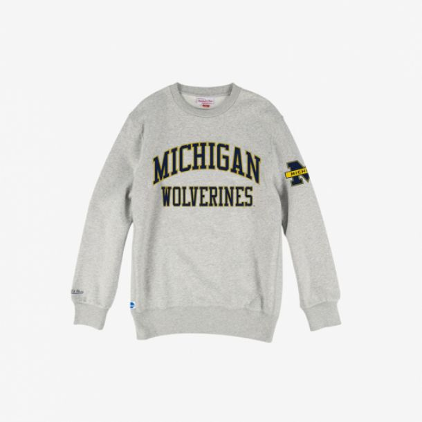 MICHIGAN WOLVERINES CREW
