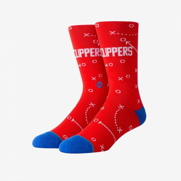 CLIPPERS PLAYBOOK SOCKS
