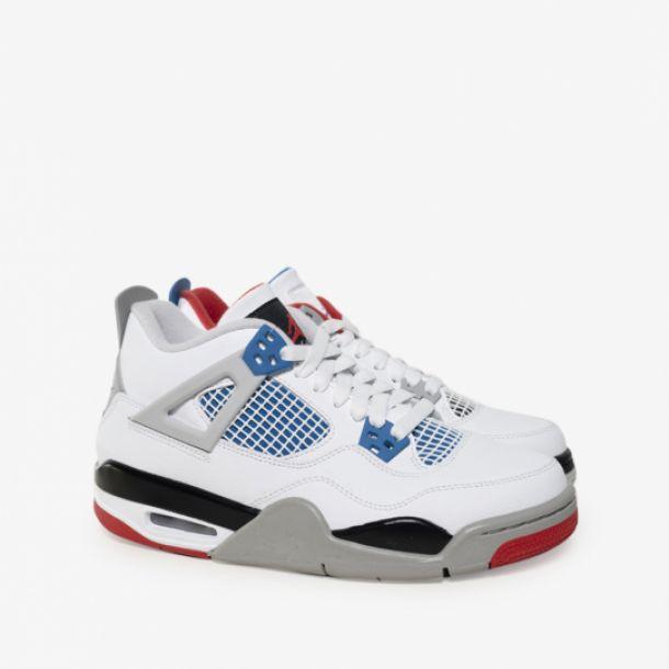 JORDAN 4 WHAT THE GS