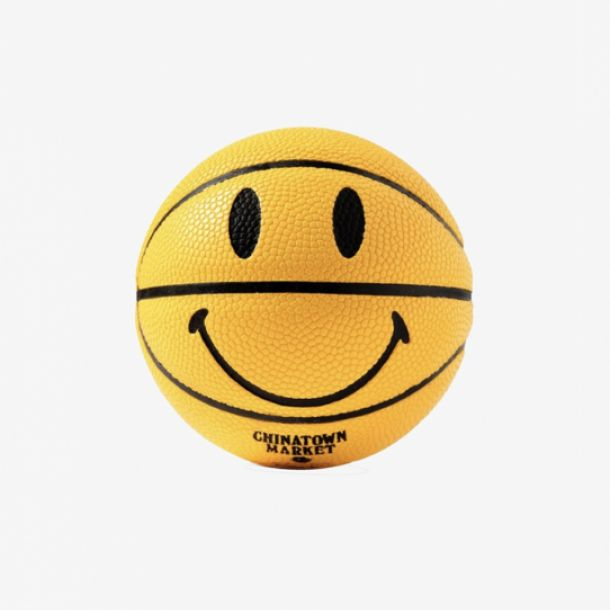 MINI SMILEY BASKETBALL