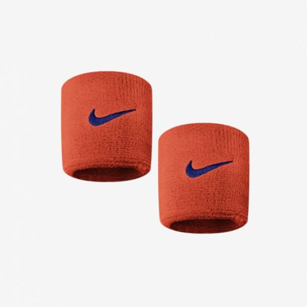 SWOOSH WRISTBAND TOTAL ORANGE