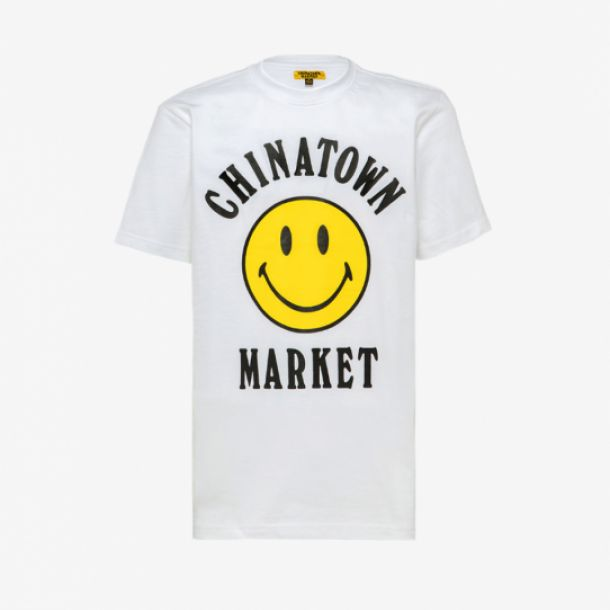 CTM SMILEY LOGO TEE